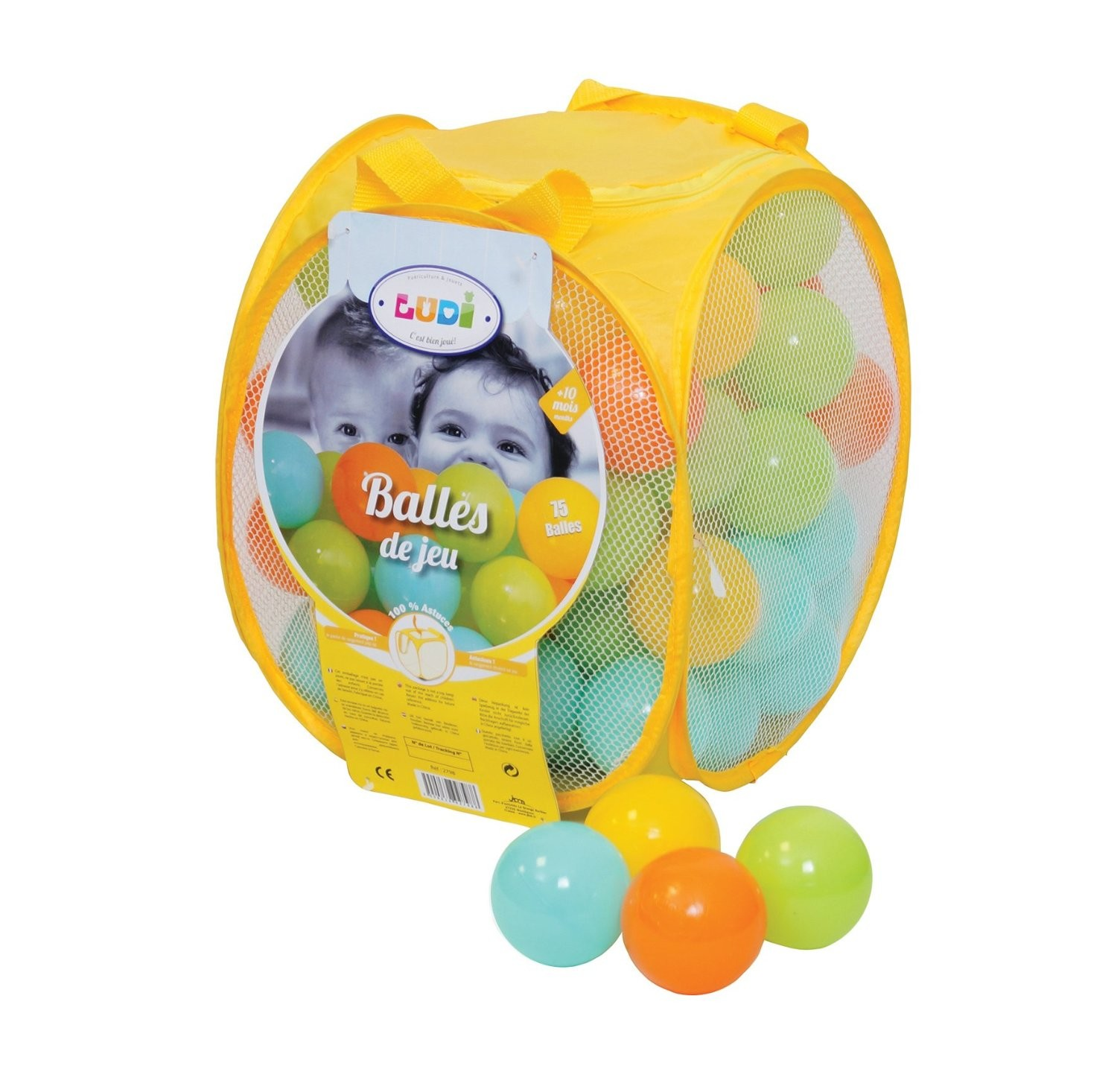 SET PALLINE MORBIDE