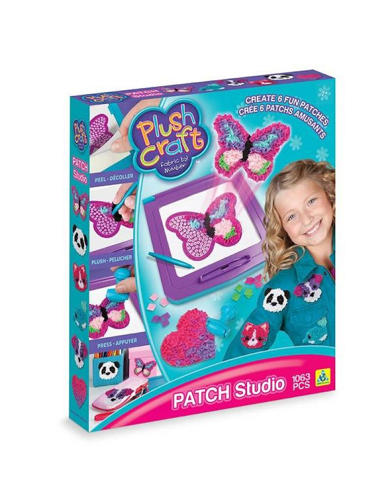PLUSHCRAFT - PATCH STUDIO