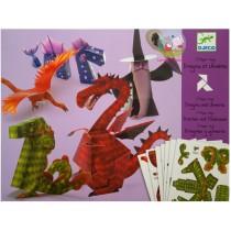 PAPER TOYS - DRAGONI E CHIMERE