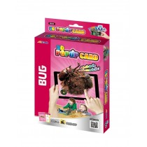 EXPLORIAMO - 3D POP UP CARD - INSETTI