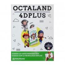 EXPLORIAMO - 4D PLUS CARD - OCTALAND MESTIERI