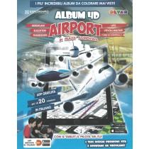 EXPLORIAMO - ALBUM 4D DA COLORARE - AIRPORT