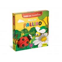 LIBRO - STORIE DA MODELLARE - MEZZO PALLINO