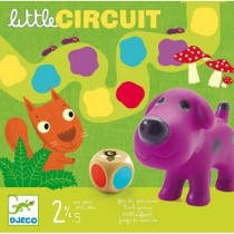 LITTLE CIRCUIT - PRIMO GIOCO DELL'OCA