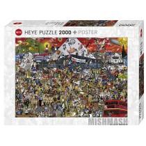 PUZZLE HEYE - BRITISH MUSIC HISTORY
