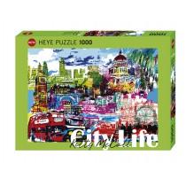 PUZZLE HEYE - I LOVE LONDON