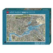 PUZZLE HEYE - CITY OF POP
