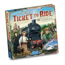 TICKET TO RIDE - ITALIA & GIAPPONE