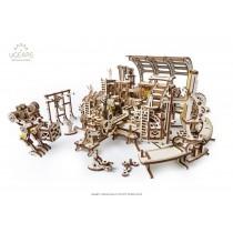 UGEARS - LA FABBRICA DEI ROBOT