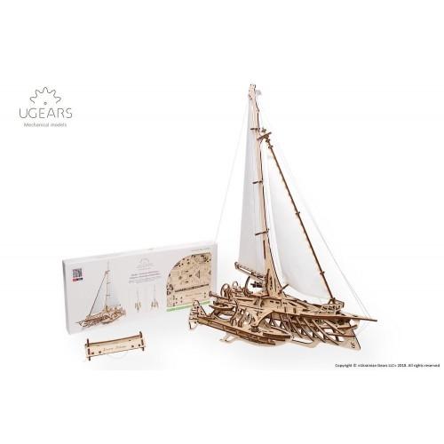 modellini barche da costruire