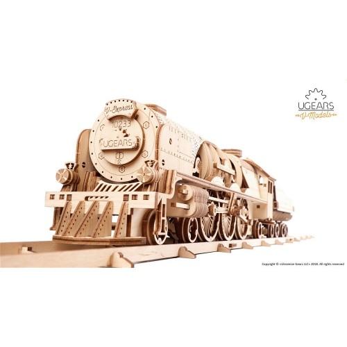 modellini treno da costruire